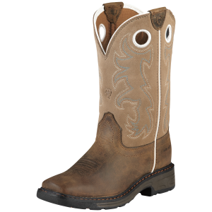 Kids'  Workhog Square Toe Tall Boot
