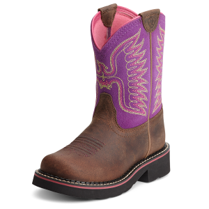 Girls'  Fatbaby Thunderbird Pink Boot