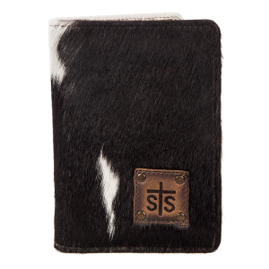 Women's  Cowhide Magnetic Wallet