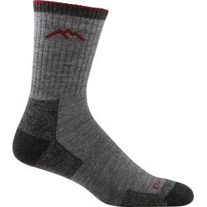 Men's  Micro Crew Cushion Sock