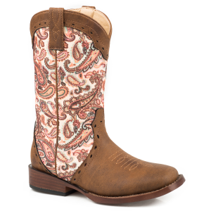 Girls'  Glitter Geo Boot