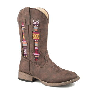 Girls'  Double Arrows Boot