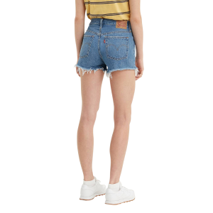 Women's  501 Original Distressed Short