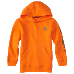 Boys'  Hooded Signature Sweatshirt