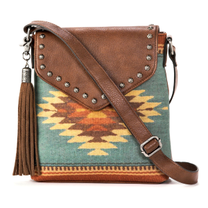 Zapotec Concealed Carry Messenger Bag
