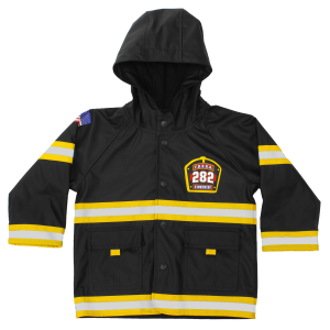 Boys'  Toddler Firechief Raincoat