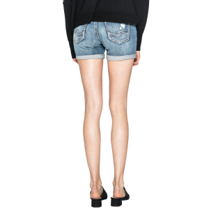 Women's  Sam Cuffed Boyfriend Fit Short