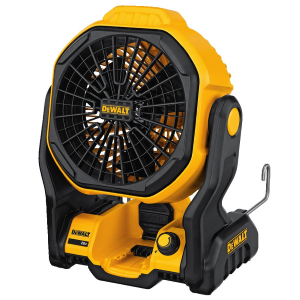 "11"" Corded / Cordless Jobsite Fan"