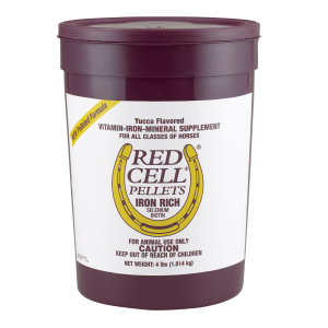 Red Cell® Pellets Equine Supplement