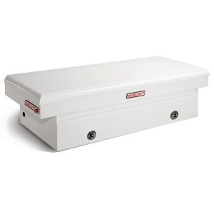 "71.5"" Steel Full-Size Extra Wide Saddle Truck Box"