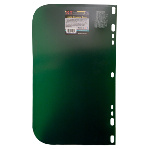 "9"" x 15.5"" Green Replacement Face Shield"