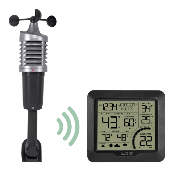 Professional Wind Speed Weather Station