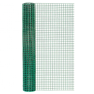 "24"" x 5' Green Hardware Cloth with 1/2 Opening"