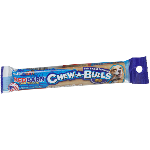 Chew-A-Bulls Peanut Butter Dog Treats