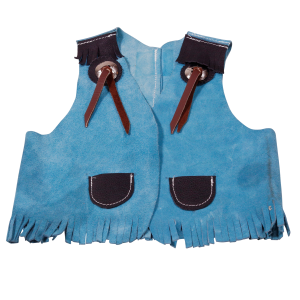 Kids'  Leather Vest