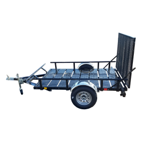 5' x 8' Utility Trailer With Ramp