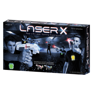 2 Player Real Life Laser Gaming Experience