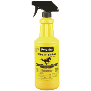 Wipe n' Spray for Horses
