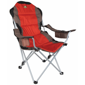 Multi Position Padded Chair with Cooler