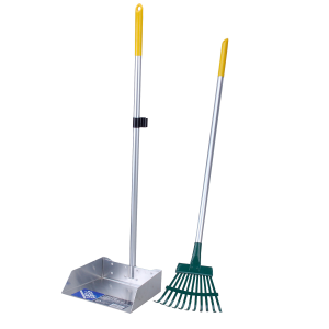 Dog Scoop & Rake Set - Large
